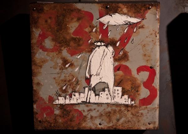 20x20 piove sulla città 2011