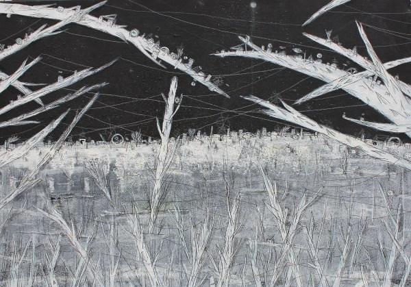 70x100 ..paesaggio 2011
